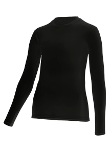 FRAUEN Shellshirt 'black