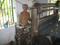 Vietnamesicher Weber