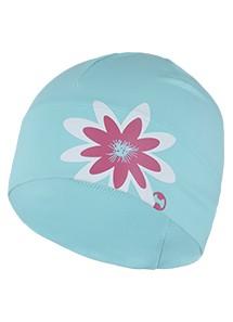 Mütze 'Beanie' maribel caribic für Kleinkinder UPF 80 nach UV Standard 801 von Hyphen
