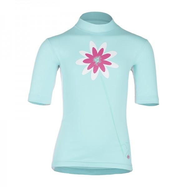 UV Sonnenschutz Kurzarmshirt 'maribel caribic' für Kinder mit UPF 80 von hyphen