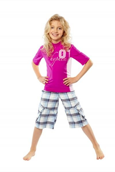 UV Sonnenschutz Hosen 'camino kinnell' für Kinder mit UPF 80 von hyphen