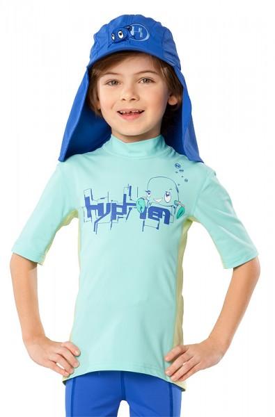 UV Sonnenschutz T-Shirt 'tenks' für Kinder mit UPF 80 von hyphen