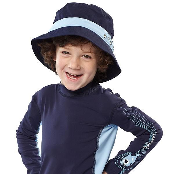 UV Sonnenschutz Langarmshirt 'on the run' für Kinder mit UPF 80 von hyphen