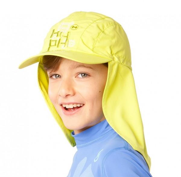 UV  Sonnenhut 'apple' für Kinder mit UPF 80 Grösse 54-56 von hyphen