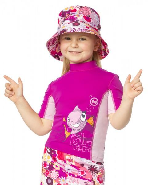 UV Sonnenschutz Kurzarmshirt 'utu pa baton rouge' für Kinder mit UPF 80 von hyphen