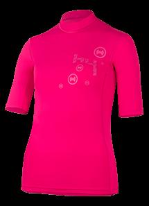 UV Sonnenschutz T-Shirt 'azao' für Kinder mit UPF 80 Marke hyphen Grösse 152-158