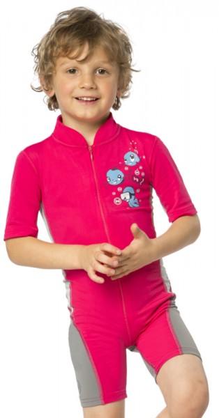 UV Sonnenschutz Shorty 'the crush azao' für Kinder mit UPF 80 Marke hyphen