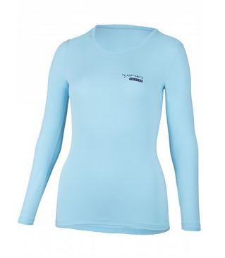 UV Sonnenschutz Langarmshirt 'pali lagooma'' für Frauen mit UPF 80 von hyphen