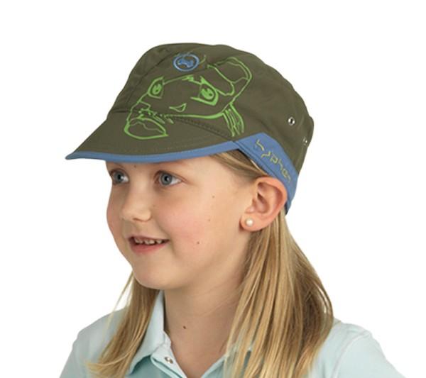 UV  Sonnenhut 'ike jungle' für Kinder mit UPF 80 Grösse 46-48 von hyphen