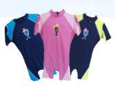 Aquasuit pink 18-30 kg