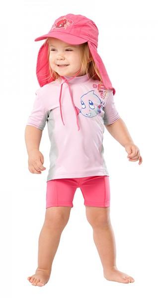 UV Sonnenschutz Shorts 'phlox' für Kinder mit UPF 80 von hyphen