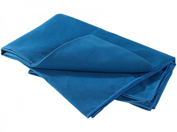 Mikrofaser-Badetuch, Farbe blau, 180x90 cm
