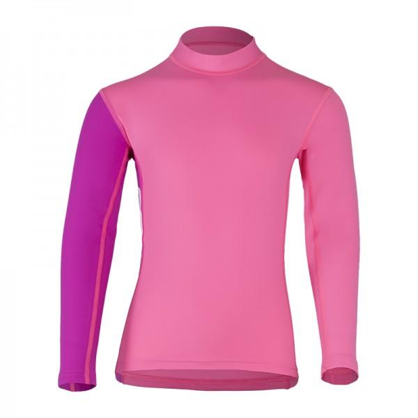 UV Sonnenschutz Kurzarmshirt paea phlox' für Kinder mit UPF 80 von hyphen