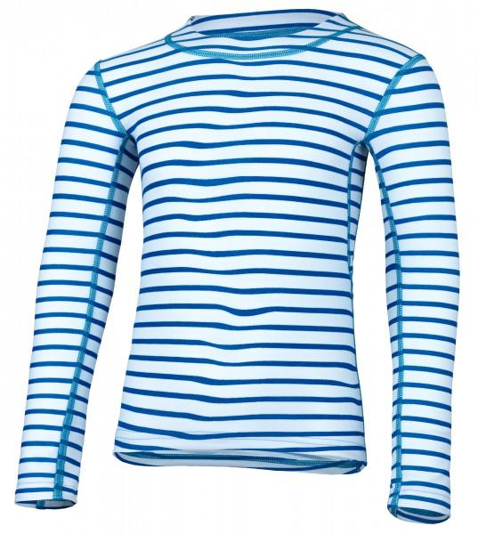 Kinder Langarmshirt 'striped capri' mit UPF 80 von Hyphen