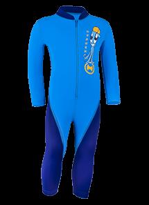 UV-Schutz Kinder Overall 'yip hip ike cielo/jet' für Kinder mit UPF 80 von hyphen in diversen Grössen