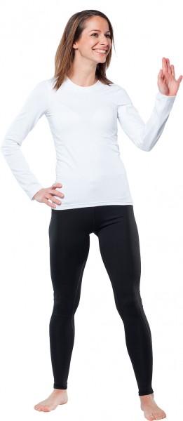 UV Sonnenschutz Hose 'black' 50951 für Frauen mit UPF 80 von hyphen