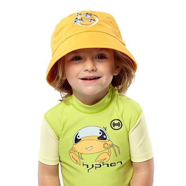 UV  Sonnenhut 'mango' für Kinder mit UPF 80 Grösse 50-52 von hyphen