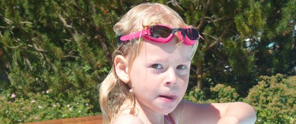 Schwimmbrillen für Kinder von Swimcoach