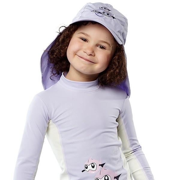 UV  Sonnenhut 'liliati' für Kinder mit UPF 80 Grösse 50-52 von hyphen