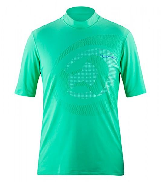UV Sonnenschutz Kurzarmshirt 'vapanui bermuda' 51298 für Herren mit UPF 80 von hyphen