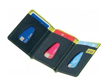 Kreditkarten-Etui mit RFID -Schutz Design GO