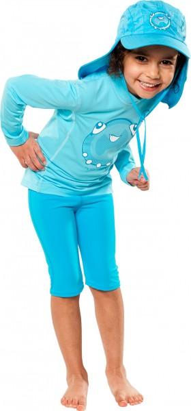 UV Sonnenschutz Hosen 'azurito' für Kinder mit UPF 80 von hyphen