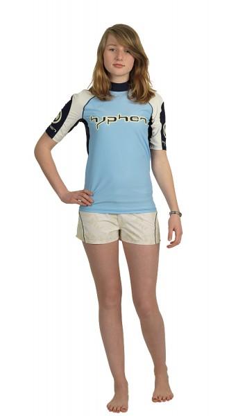 UV Sonnenschutz Shorts mit UPF 80 von hyphen Grösse 152-158