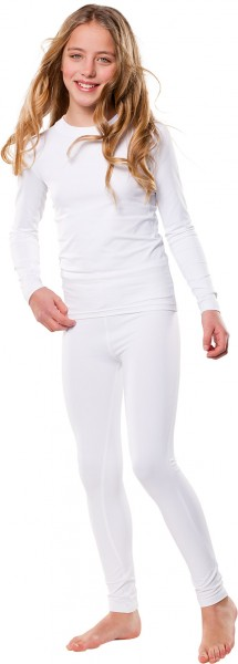 UV Sonnenschutz Hosen 'white' für Kinder mit UPF 80 von hyphen