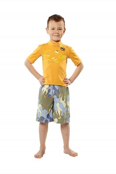 UV Sonnenschutz Shorts 'octomania' für Kinder mit UPF 80 von hyphen