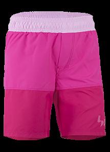 Kinder Shorts 'cameo rose magli/azao' von Hyphen mit UPF 80
