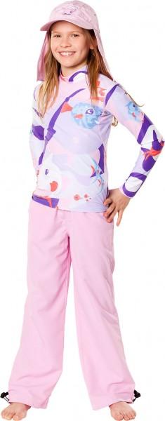 UV Sonnenschutz Hosen 'baba rose' für Kinder mit UPF 80 von hyphen