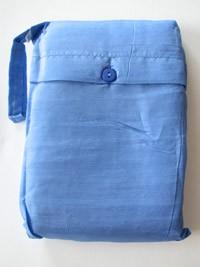 Doppelschlafsack aus Seide 176 x 250 cm