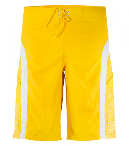 UV Sonnenschutz Cargo Shorts 'jaws mango' mit UPF 80 von hyphen