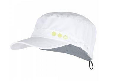 UV  Sonnenhut 'white' für Erwachsene mit UPF 80 Grösse 58-60 von hyphen
