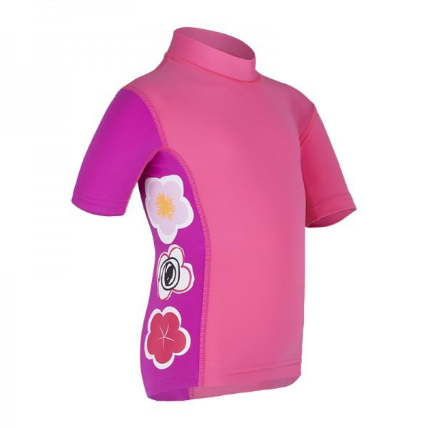 Kurzarm Shirt 'paea phlox'