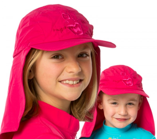 UV Sonnenhut 'azao' für Kinder mit UPF 80 Grösse 42-44 von hyphen