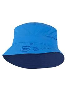 T-Hat cielo blue iris,  Gröässe 50-52 für Kinder von Hyphen mit UPF 80