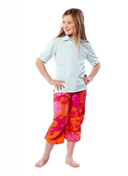 UV Sonnenschutz Hosen 'candyflower' für Kinder mit UPF 80 von hyphen