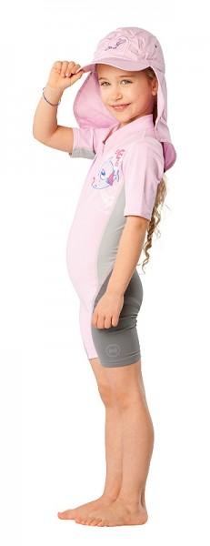 UV Sonnenschutz Shorty 'hey snups cameo rose' für Kinder mit UPF 80 von hyphen