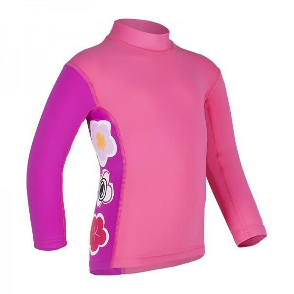 UV Sonnenschutz Langarmshirt 'paea phlox' für Kinder mit UPF 80 von hyphen
