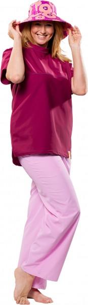 UV Sonnenschutz Kurzarmshirt 'berry' 50163 für Frauen mit UPF 80 von hyphen