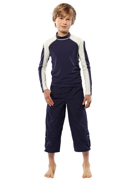 UV Sonnenschutz Langarmshirt 'race' für Kinder mit UPF 80 von hyphen