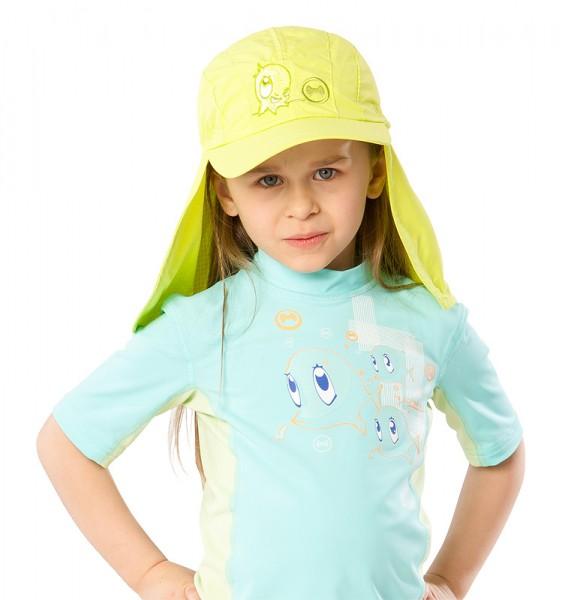 UV  Sonnenhut 'apple' für Kinder mit UPF 80 Grösse 50-52 von hyphen