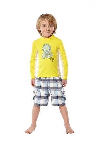 UV Sonnenschutz Shorts 'camino kinnell' für Kinder mit UPF 80 von hyphen