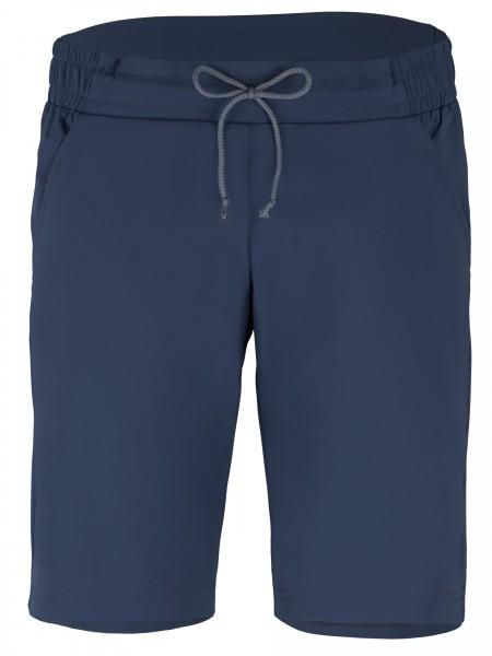 UV Sonnenschutz Bermuda Short in dunkelblau für Frauen mit UPF 80 von hyphen