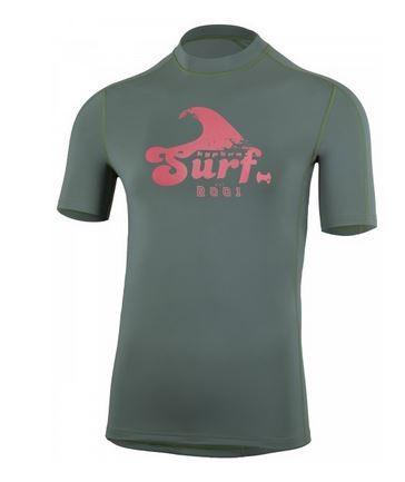 UV Sonnenschutz Kurzarmshirt 'tuvu iguana' für Herren mit UPF 80 von hyphen