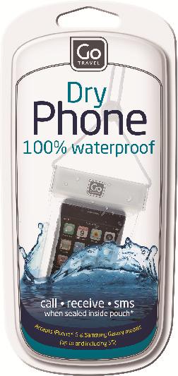 Wasserdichte Smartphone-Hülle von Design and Go