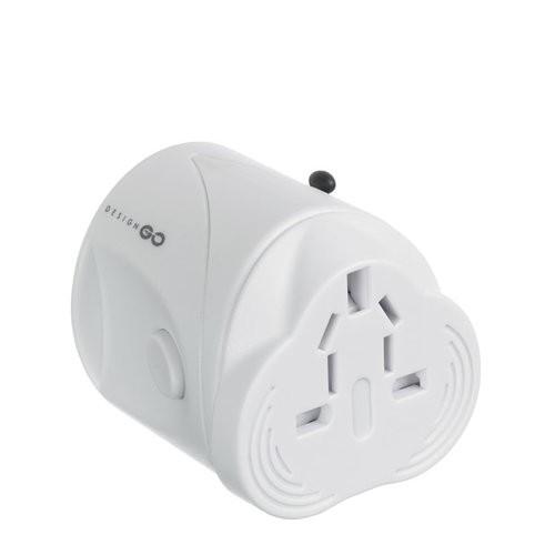 Design GO 405 Reiseadapter - World Adapter