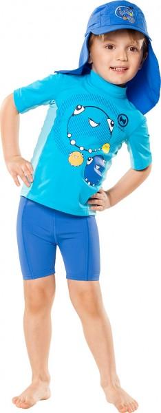 UV Sonnenschutz Shorts 'regatta' für Kinder mit UPF 80 von hyphen