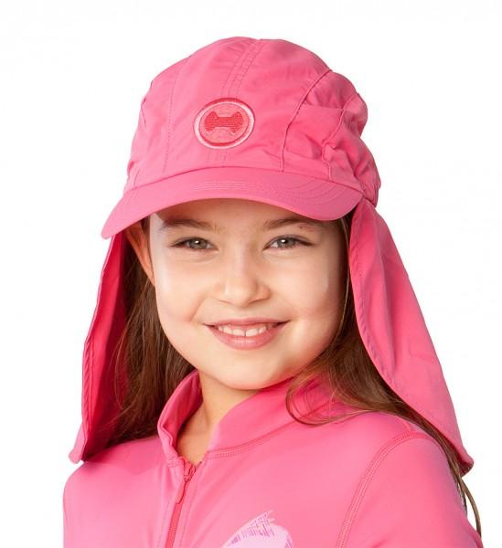 UV  Sonnenhut 'phlox' für Kinder mit UPF 80 Grösse 54-56 von hyphen